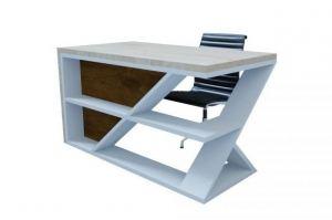 Стол офисный письменный - Мебельная фабрика «VELDE»