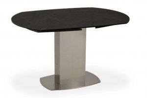 Стол ORBITA 130 BASALT CER - Импортёр мебели «AERO (Италия, Малайзия, Китай)»