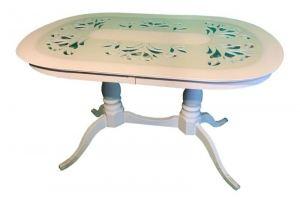 Стол овальный Ажур - Мебельная фабрика «VALERIA»