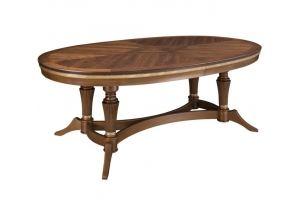 Стол овальный Далорес 5 - Мебельная фабрика «Лорес»