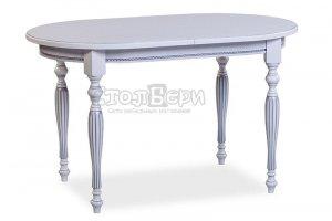 Стол овальный ST Романтика - Мебельная фабрика «СтолБери»