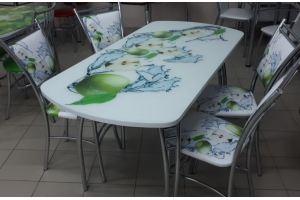 Стол Паук и стулья Мажор - Мебельная фабрика «ИЛ МЕБЕЛЬ»