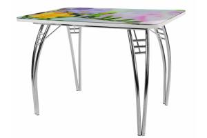 Стол нераздвижной с фотопечатью Паук - Мебельная фабрика «ВВ-Мебель»