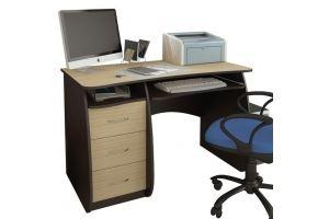 Стол компьютерный 12 - Мебельная фабрика «Алекс-Мебель»