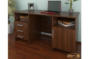Стол письменный 2-х тумбовый - Мебельная фабрика «Уют-М»