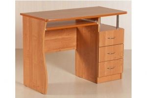 Стол письменный 038 3М - Мебельная фабрика «МЕБЕЛов»