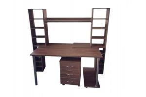 Стол письменный - Мебельная фабрика «Омега»