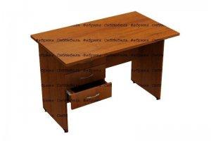 Стол письменный c 3 ящиками - Мебельная фабрика «СибМебель»