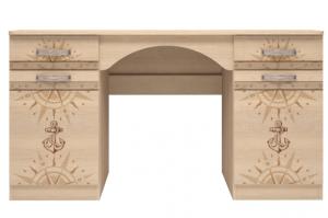 Стол письменный детский Квест 6 - Мебельная фабрика «Ижмебель»