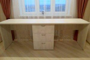 Стол письменный для двоих - Мебельная фабрика «Оливин»