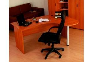 Стол письменный эргономичный Профи - Мебельная фабрика «Карат-Е»
