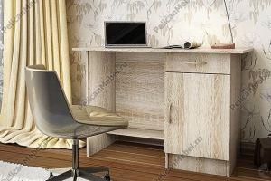 Стол письменный Классик М - Мебельная фабрика «Пеликан»