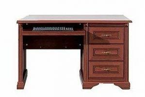 Стол письменный Консул 1 - Мебельная фабрика «Брянск-мебель»
