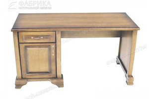 Стол письменный КС 100 - Мебельная фабрика «Фабрика натуральной мебели»