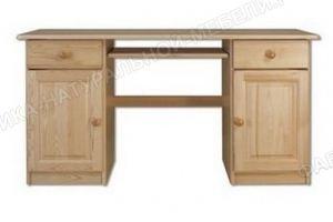 Стол письменный КС 101 - Мебельная фабрика «Фабрика натуральной мебели»