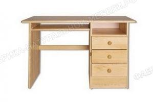 Стол письменный КС 106 - Мебельная фабрика «Фабрика натуральной мебели»