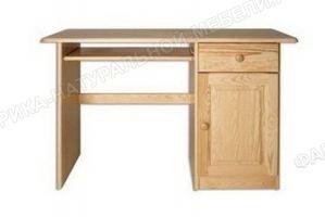 Стол письменный КС 109 - Мебельная фабрика «Фабрика натуральной мебели»
