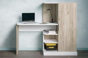 Стол письменный Лайт - 2 - Мебельная фабрика «MOBI»