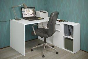 Стол письменный Лайт - 4 - Мебельная фабрика «MOBI»