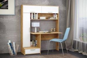 Стол письменный Лайт - 5 - Мебельная фабрика «MOBI»