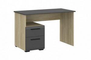 Стол письменный Лайт Серый - Мебельная фабрика «FURNY»
