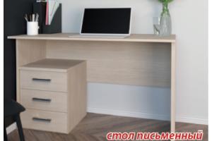 Стол письменный ЛДСП - Мебельная фабрика «Бонмебель»