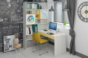Стол письменный Марко Поло - Мебельная фабрика «Светличных»
