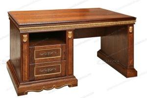Стол письменный Милан 610 - Мебельная фабрика «Фабрика натуральной мебели»