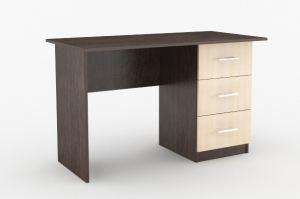 Стол письменный однотумбовый - Мебельная фабрика «Мебельраш»