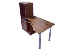 Стол письменный офисный - Мебельная фабрика «Омега»