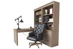 Стол письменный Паскаль - Мебельная фабрика «Лидер Массив»