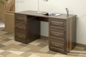 Стол письменный ПС 55 - Мебельная фабрика «Фабрика натуральной мебели»