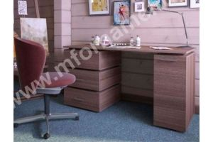 Стол письменный ПС-6 - Мебельная фабрика «Орнамент»