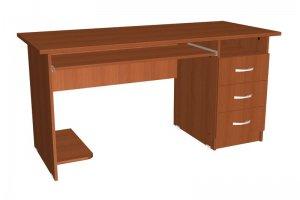Стол письменный С-5 А2 - Мебельная фабрика «Калина»