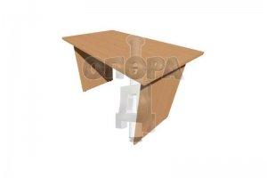 Стол письменный СФ 211 - Мебельная фабрика «Опора Д»