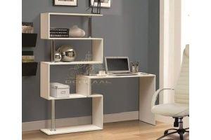 Стол письменный со стеллажом Лофт 3 - Мебельная фабрика «Версаль»