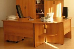 Стол письменный СП-9 - Мебельная фабрика «Карат-Е»