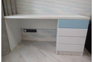 Стол письменный в детскую - Мебельная фабрика «Мебель РОСТ»
