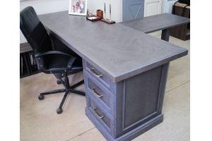 Стол письменный в офис - Мебельная фабрика «BLISS-HOME»