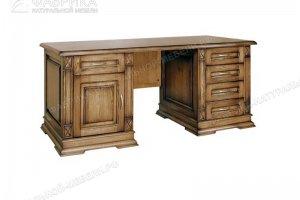 Стол письменный Верди 520 - Мебельная фабрика «Фабрика натуральной мебели»