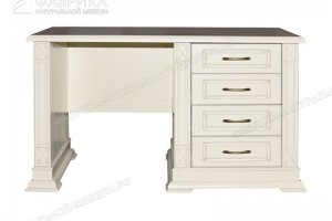 Стол письменный Верди 530 - Мебельная фабрика «Фабрика натуральной мебели»