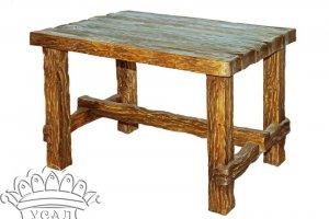 Стол под старину Богатырский - Мебельная фабрика «Усад»