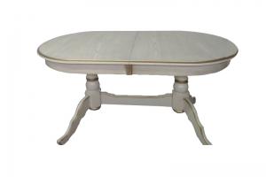 Стол Президент с патиной - Мебельная фабрика «VALERIA»