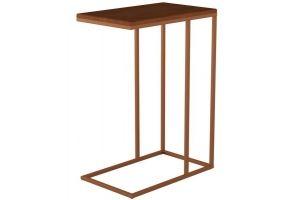Стол придиванный Агами Купер кариф/медь - Мебельная фабрика «Мебелик»