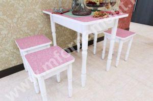 Стол прямоугольный-малый - Мебельная фабрика «Орнамент»