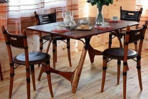 Обеденная группа NAVAJO - Импортёр мебели «Arredo Carisma (Австралия)»