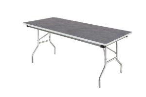 Стол прямоугольный, складной 249-75, дельта - Мебельная фабрика «Мебель ОПТ 98»