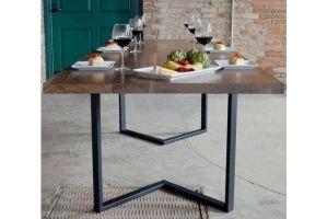 Стол прямоугольный в стиле Лофт - Мебельная фабрика «Формада»