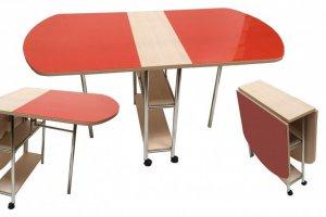 Стол раскладной Гала 8 - Мебельная фабрика «Гальваник»