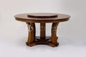 Стол раскладной Ланкастер с менажницей - Мебельная фабрика «ШиковМебель»